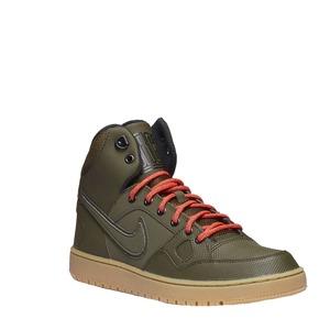 Sneakers Nike alla caviglia nike, verde, 801-7728 - 13