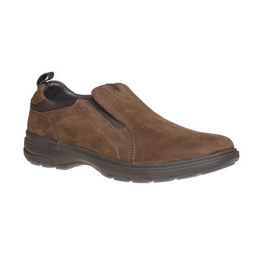 Calzatura Uomo bata, marrone, 816-4223 - 13