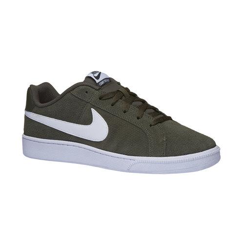 Sneakers Nike di pelle nike, marrone, 803-4338 - 13