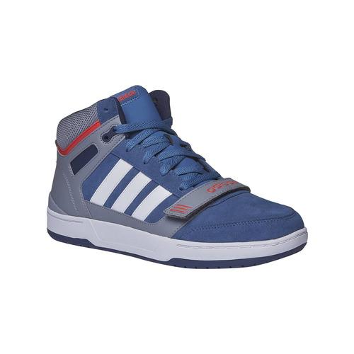 Sneakers da uomo alla caviglia adidas, viola, 803-9151 - 13