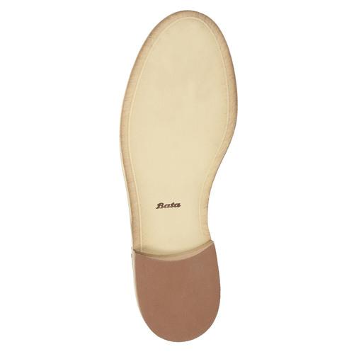 Chelsea Boots di pelle bata, marrone, 594-3432 - 26