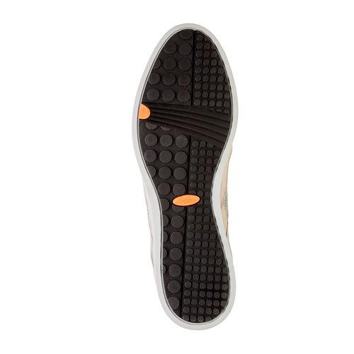 Sneakers informali da uomo flexible, grigio, 826-2638 - 26