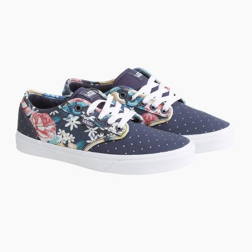 Sneakers di tela VANS da donna vans, viola, 589-9292 - 26