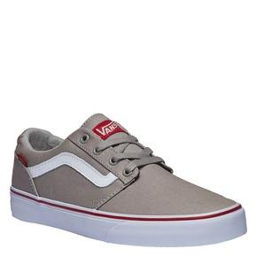 Sneakers da uomo vans, grigio, 889-2204 - 13
