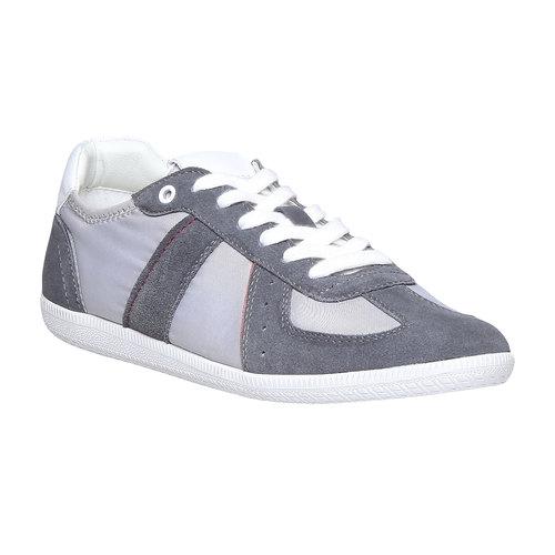 Sneakers informali da uomo bata, grigio, 849-2653 - 13