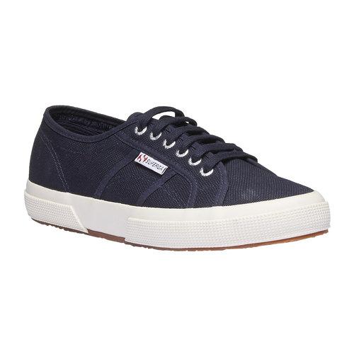 Sneakers uomo superga, viola, 889-9187 - 13