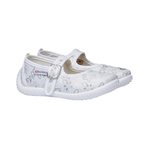 Sandali colorati per i più piccoli superga, bianco, 169-1315 - 26