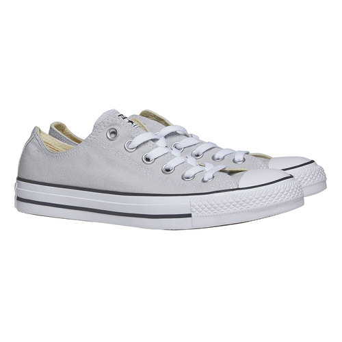 Sneakers da donna converse, bianco, 589-1379 - 26