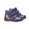 Sneakers da bambino in pelle mini-b, viola, 114-9134 - 26