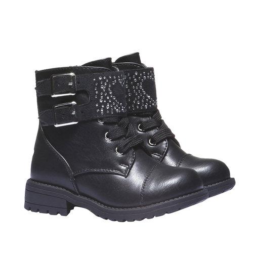 Scarpe bambini mini-b, nero, 291-6121 - 26