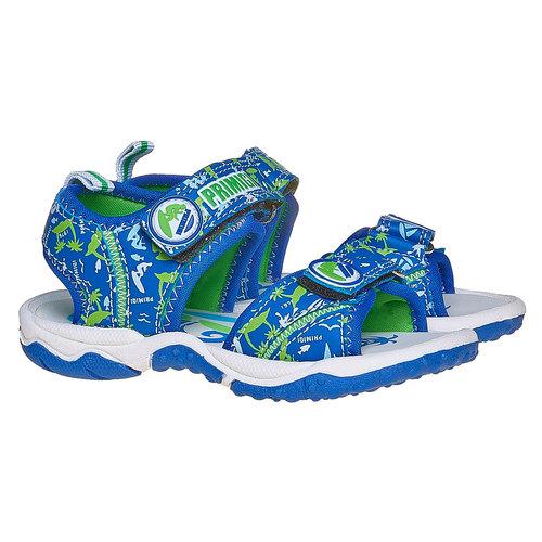 sandalo bimbo primigi, blu, 261-9142 - 26