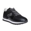 Sneakers da uomo con suola appariscente north-star, nero, 849-6500 - 13