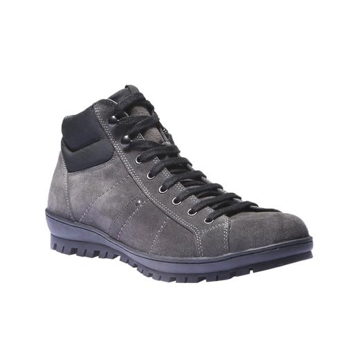 Stivaletti bata, grigio, 893-2542 - 13