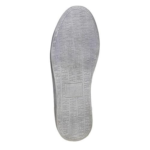 Sneakers informali da uomo bata, grigio, 841-2404 - 26