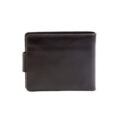 Portafoglio da uomo in pelle bata, nero, 944-6145 - 26