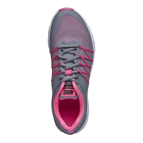 Sneakers eleganti da donna nike, grigio, 509-2323 - 19