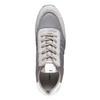 Sneakers eleganti da uomo north-star, grigio, 849-2501 - 19
