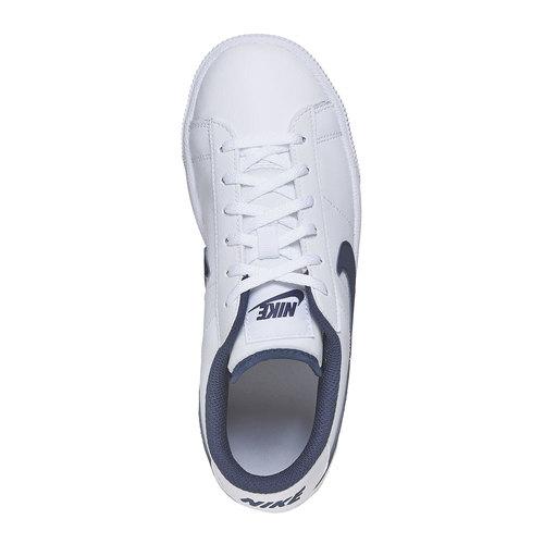 Sneakers da bambino nike, bianco, 401-1222 - 19