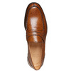 Penny Loafer di pelle da uomo bata-the-shoemaker, marrone, 814-3160 - 19