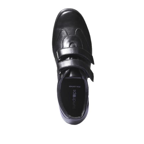 Sneakers Donna sundrops, nero, 524-6498 - 19