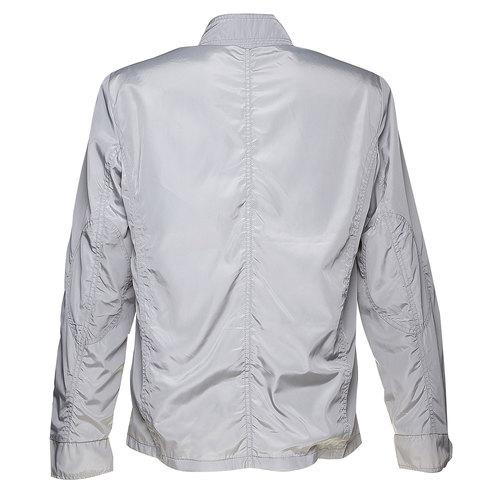 Giacca da uomo con bottoni bata, grigio, 979-2566 - 26