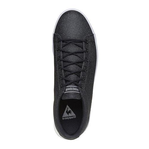 Sneakers scintillanti da donna le-coq-sportif, nero, 509-6348 - 19