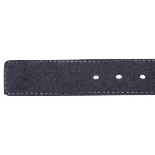 Cintura in pelle bata, blu, 953-9106 - 16