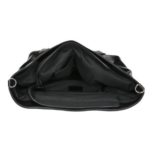 Borsetta nera da donna bata, nero, 961-6857 - 15