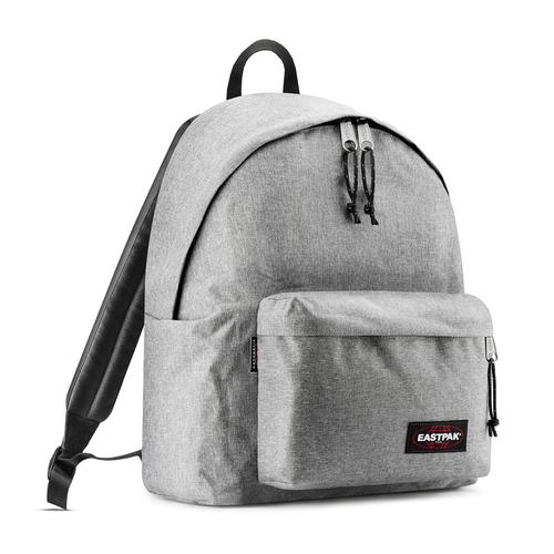 Zaino in tessuto di colore grigio eastpack, grigio, 999-2747 - 13