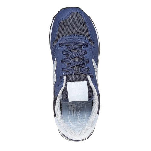 Sneakers blu da donna new-balance, blu, 501-9500 - 19