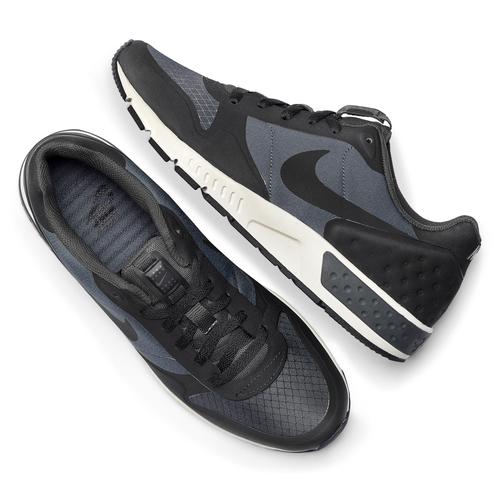 Sneakers da uomo in stile sportivo nike, nero, 809-6328 - 19