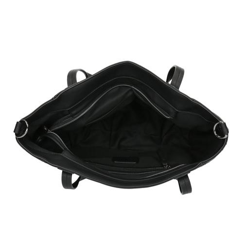 Borsetta da donna con strass bata, nero, 961-6247 - 15