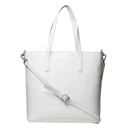 borsa donna bata, bianco, 961-8744 - 26