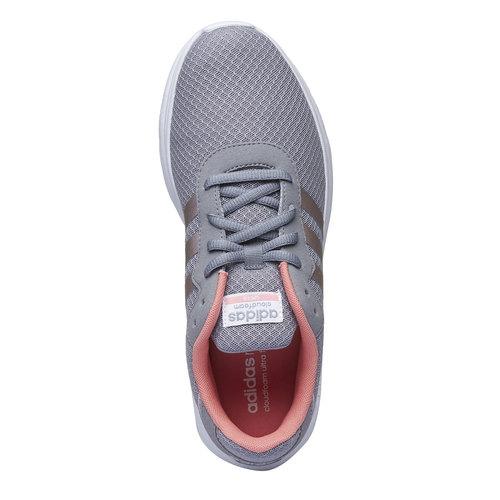 Sneakers da donna alla moda adidas, grigio, 509-2283 - 19