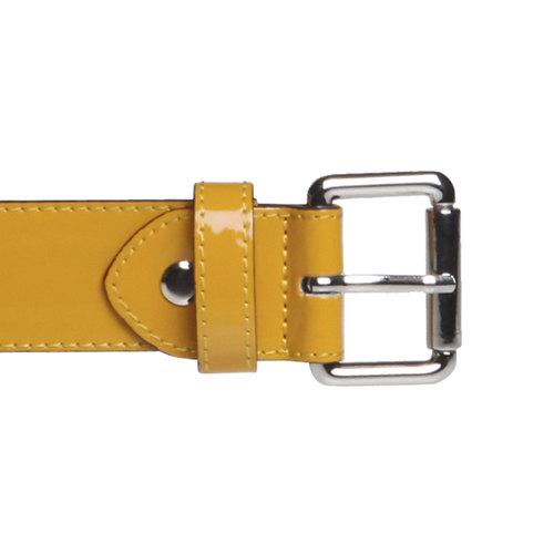 Cintura gialla da donna bata, giallo, 951-8125 - 26