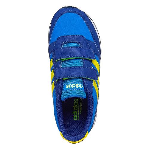 Sneakers blu da bambino adidas, blu, 301-9113 - 19