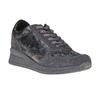 Sneakers urbane in pelle bata, grigio, 543-2143 - 13