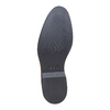 Oxford di pelle con suola appariscente bata-the-shoemaker, grigio, 824-2132 - 26