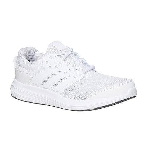 Sneakers bianche sportive da donna adidas, bianco, 509-1180 - 13