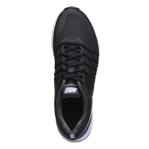 Sneakers eleganti da uomo nike, nero, 809-6323 - 19