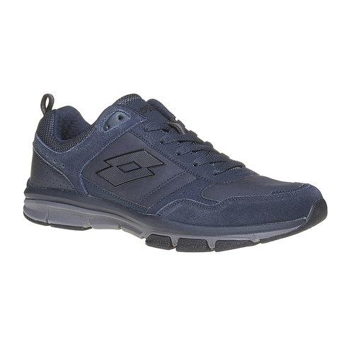 Sneakers sportive da uomo lotto, viola, 803-9454 - 13