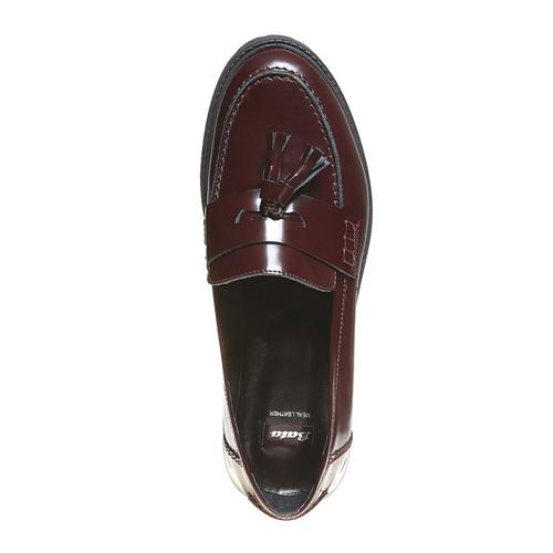 Calzatura Donna bata, rosso, 514-5199 - 19