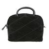 Piccola borsetta di pelle con cinghia bata, nero, 963-6133 - 26