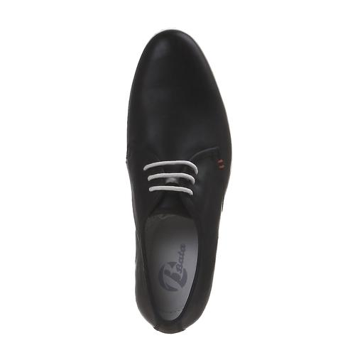 Calzatura Uomo bugatti, nero, 824-6880 - 19