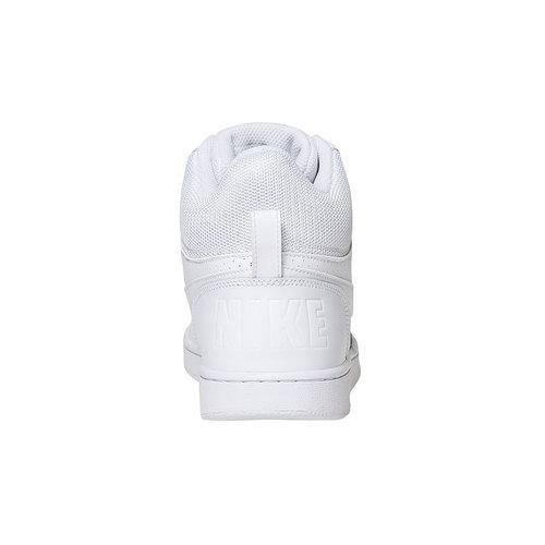 Sneakers bianche alla caviglia nike, bianco, 801-1332 - 17