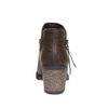 Scarpe da donna alla caviglia bata, marrone, 691-4223 - 17