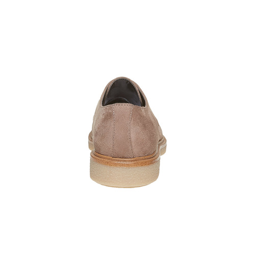 Scarpe basse da donna con strass bata, beige, 529-2282 - 17