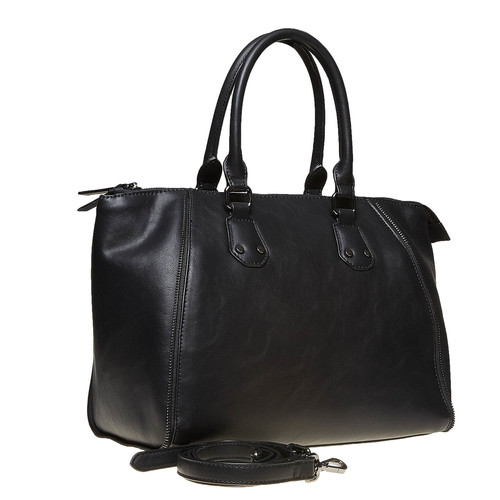 Borsetta elegante da donna bata, nero, 961-6666 - 13