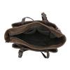 Borsetta marrone da donna bata, grigio, 961-2123 - 15