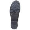 Stivaletti alla caviglia in pelle con fibbie bata, nero, 594-6112 - 26